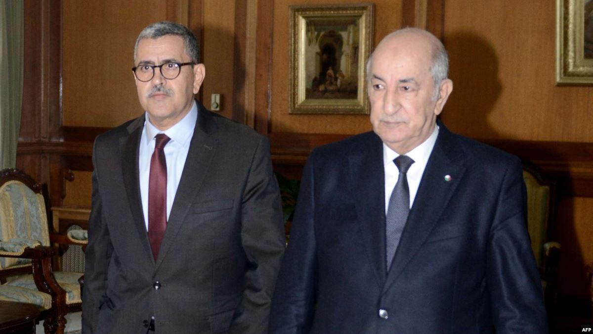 تعديل تبون حكومي جزئي مرتقب على حكومة عبد العزيز جراد جلالي سفيان بعد أيام