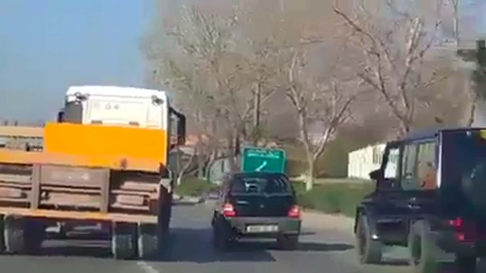 إدانة سائق الشاحنة بسنتين حبسا نافذا