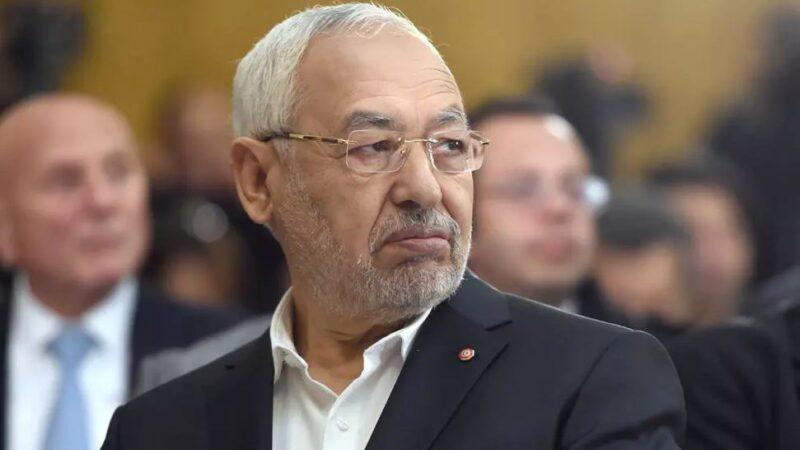 الغنوشي يدعو لفتح الحدود مع الجزائر وليبيا ويقصي المغرب