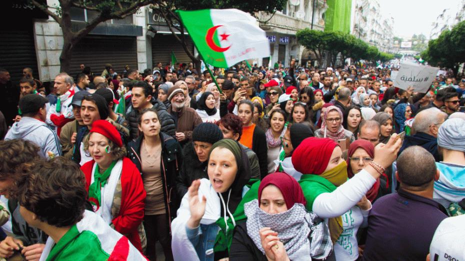 نائبة في مجلس الشيوخ الفرنسي تدعو فرنسا لدعم الحراك في الجزائر