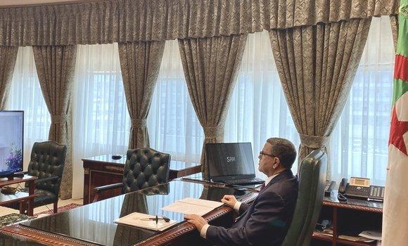 اجتماع الحكومة: جراد يشدد على التكفل بمرضى التوحد وتسليم الكميات المطلوبة من لقاح كورونا