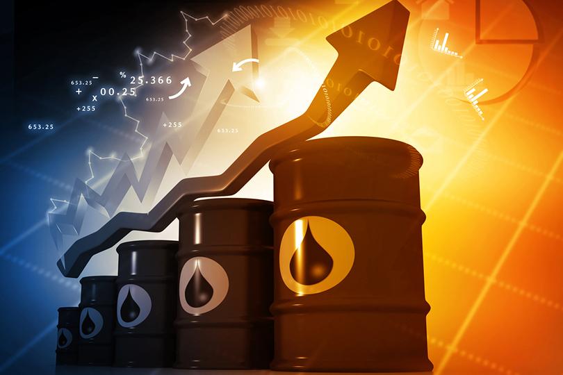 أسعار النفط في أعلى مستوياتها منذ ثلاث أسابيع