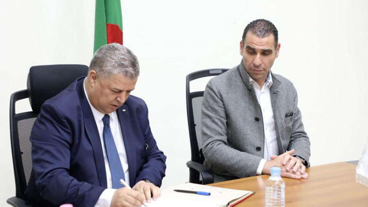 عمارة يُلاقي أولى العقبات بعد رئاسته للاتحاد الجزائري لكرة القدم