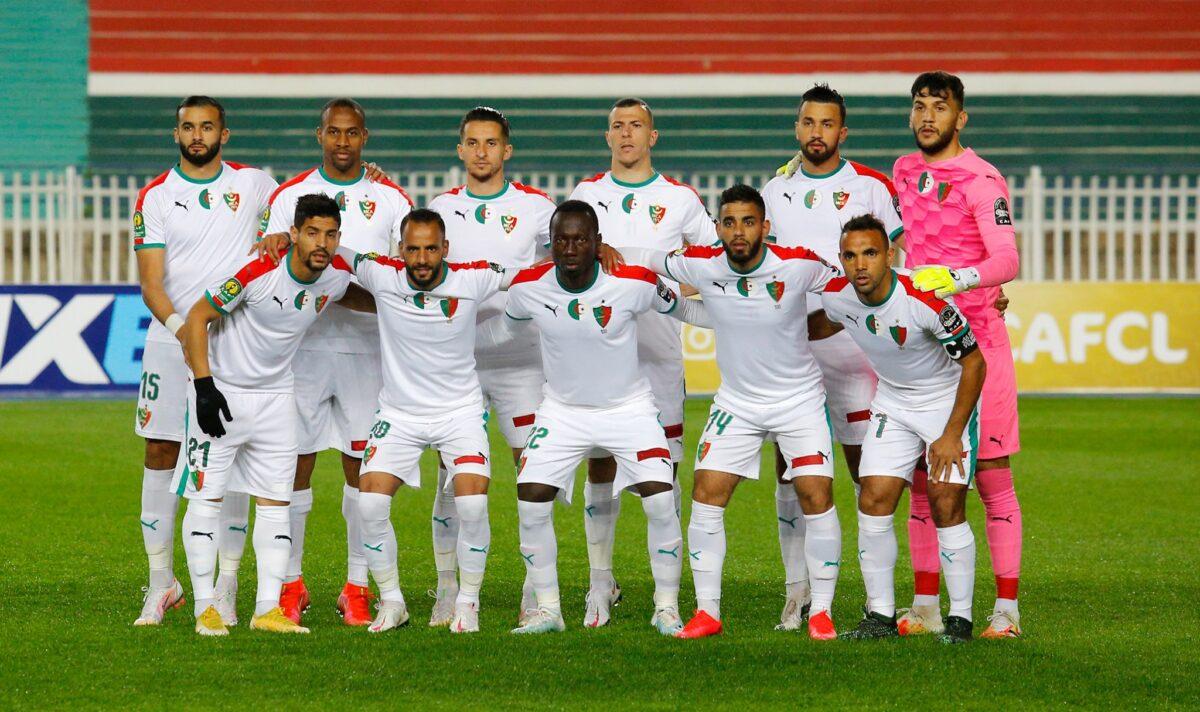 مولودية الجزائر تتأهل إلى ربع نهائي رابطة أبطال إفريقيا