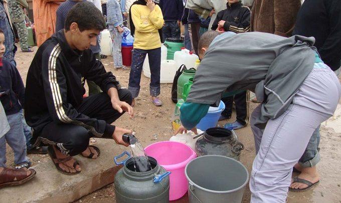 ميهوبي: 3 آلاف مشروع خاص بالمياه الشروب لفائدة مناطق الظلّ