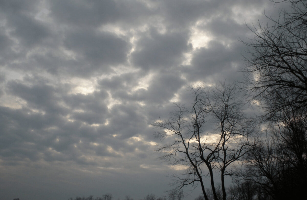 أحوال الطقس: أجواء غائمة وممطرة على معظم مناطق الوطن
