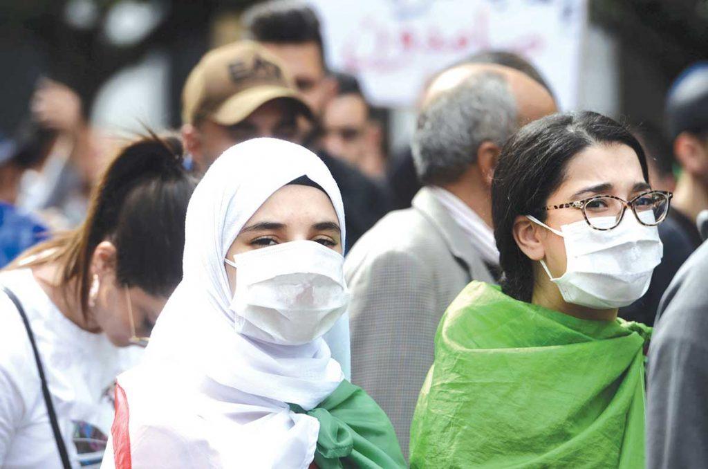 حصيلة جديدة لفيروس كورونا في الجزائر