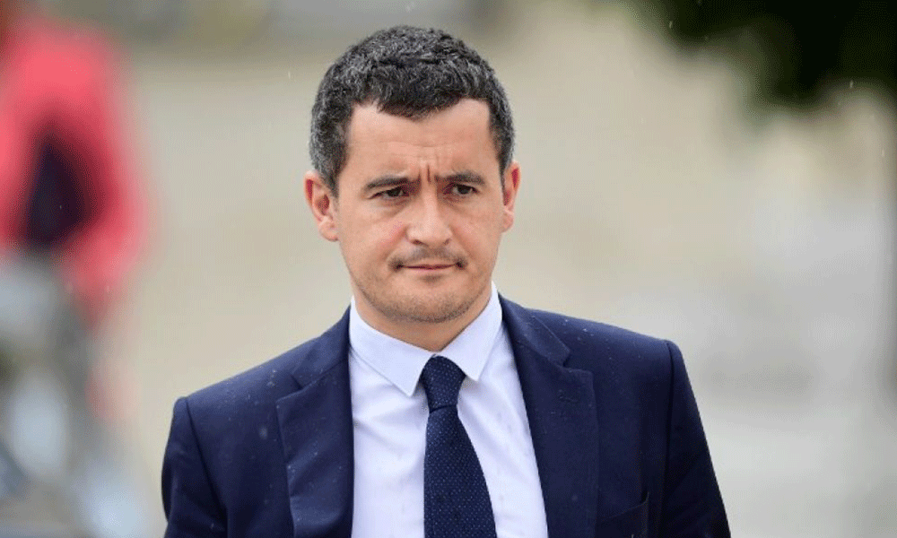 وزير الداخلية الفرنسي يمنع مظاهرات مساندة للشعب الفلسطيني