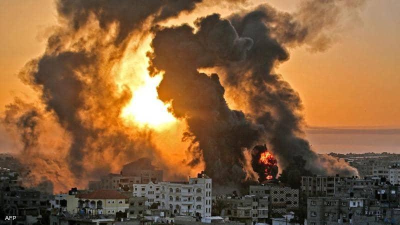 ارتفاع حصيلة شهداء العدوان الإسرائيلي على غزة إلى 65 شهيدا