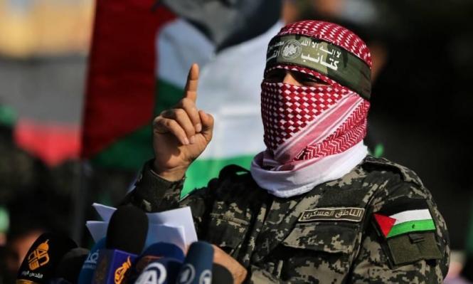 كتائب القسام: قصف تل أبيب كشربة الماء ولا وجود لخطوط حمراء