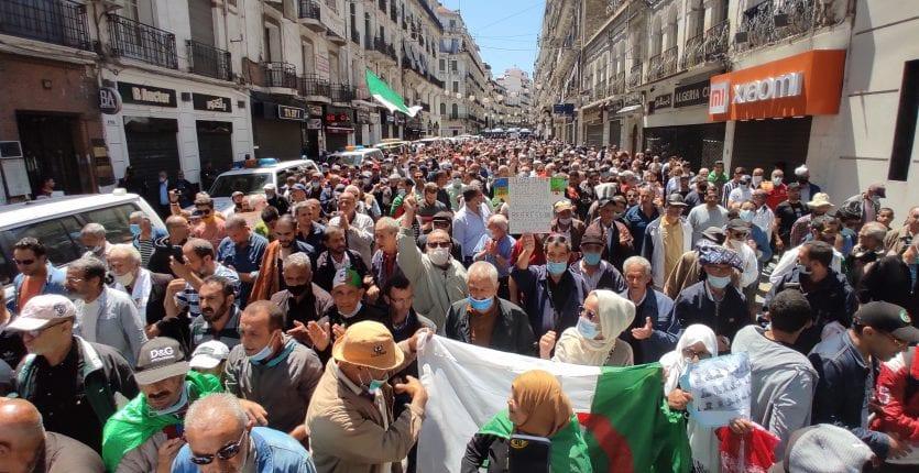 تجدد مسيرات الحراك في الجزائر