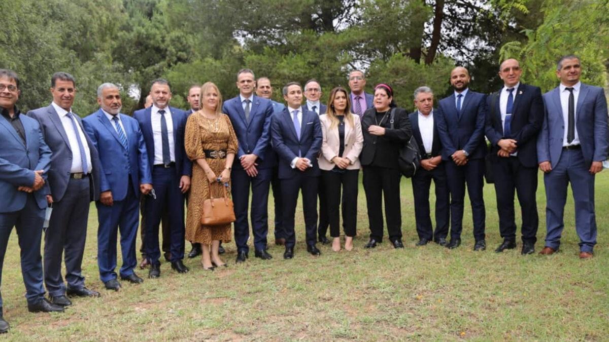 عبد الرحمان حماد يُنصب رسميا على رأس اللجنة الأولمبية الجزائرية