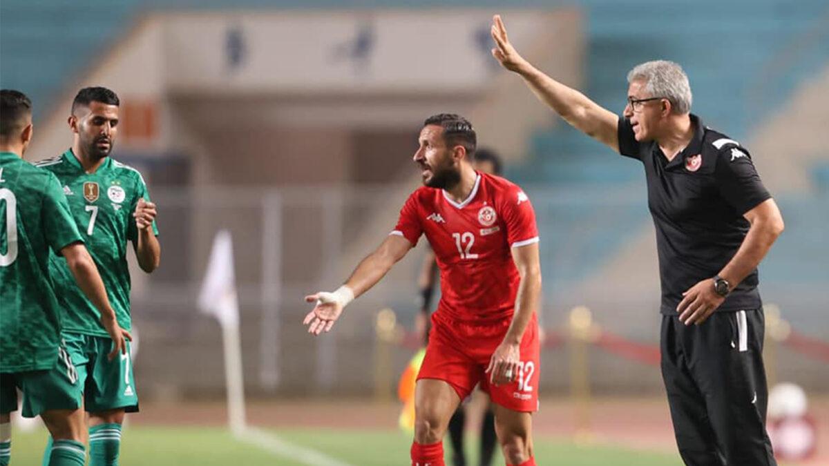 المنذر الكبير يُبرر أسباب الهزيمة أمام المنتخب الجزائري