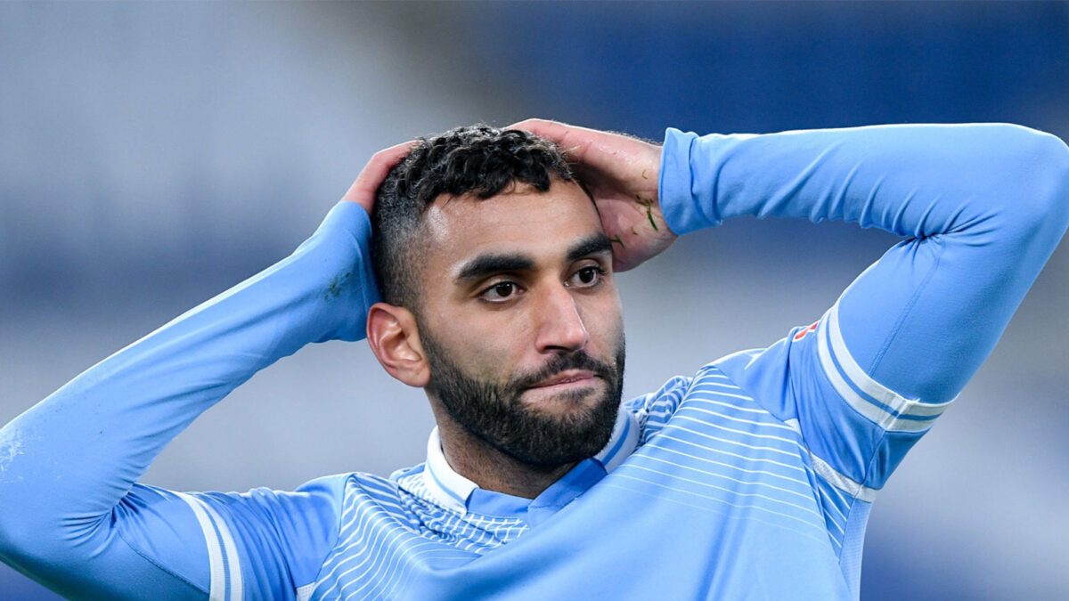 فارس يتجه لمغادرة نادي لازيو روما الإيطالي لسبب كشفته الصحافة الإيطالية