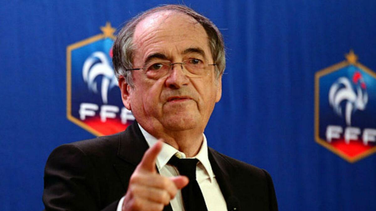 لوغرايت يُجدد رغبته إقامة مباراة بين الجزائر وفرنسا ويُلمّح لمكان إقامة المباراة