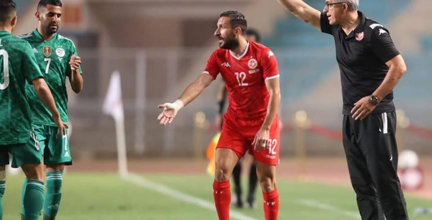 علي معلول: تونس تملك منتخبا كبيرا مثل الجزائر ولن نخجل بالهزيمة
