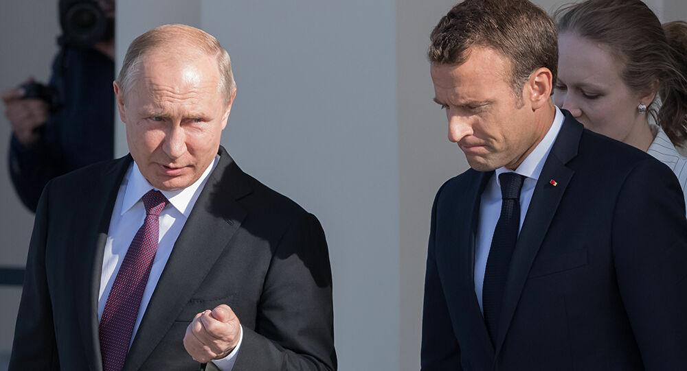 فرنسا تتهم روسيا بالاستيلاء على السلطة في إفريقيا الوسطى