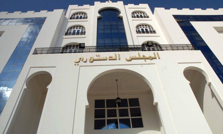 المجلس الدستوري يعلن النتائج النهائية للانتخبات التشريعية