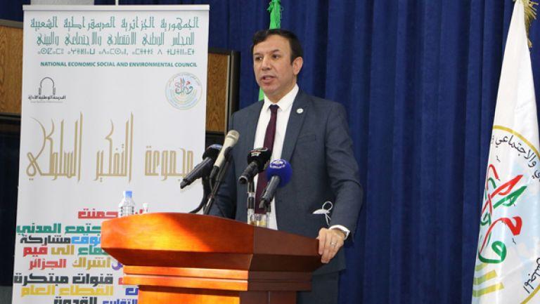 المجلس الوطني الاقتصادي والاجتماعي والبيئي يرفع تقريرا إلى الرئيس