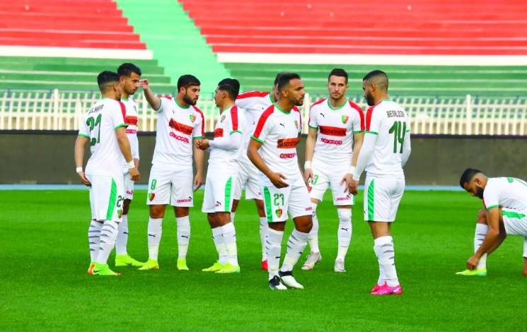 توقيف 5 أشخاص مشتبه في اعتدائهم على لاعبي مولودية الجزائر