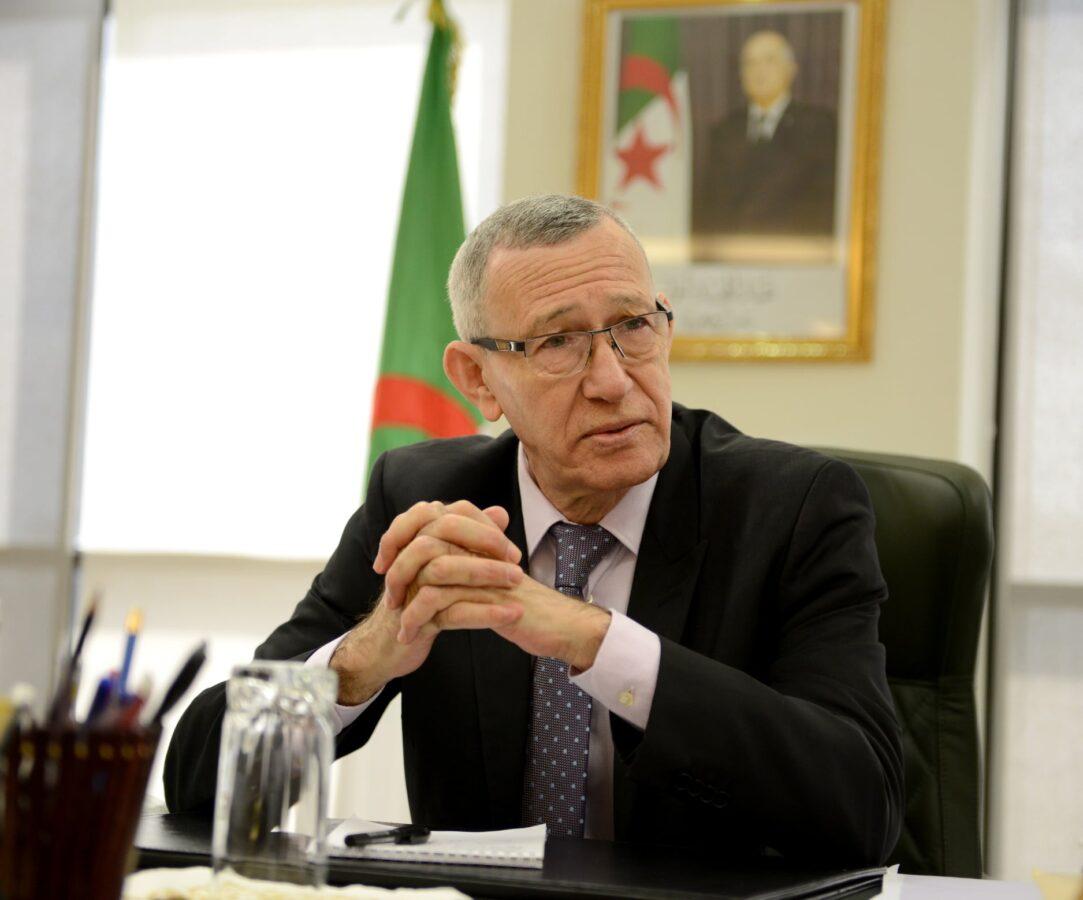 بلحيمر: الحراك انتهت مهمته بعد انتخاب تبون رئيسا للجمهورية