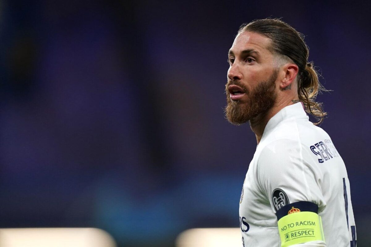 ريال مدريد يعلن رحيل سيرخيو راموس